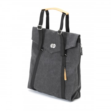 Tote:  Carry your books, beach wear, or office gear comfortably around. The main compartment is shielded by the cover flap...