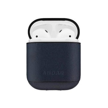 The Capsule AirPods Case:  The Capsule is a sleek, protective leather case that adds a fresh look to your AirPods. Made from premium full-grain...