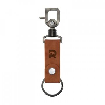 Leather Keychain - Avaimenperä:  Ridge Leather Keychain -avaimenperä pitää avaimesi juuri siellä minne kiinnititkin ne, olit sitten päivittäisellä...