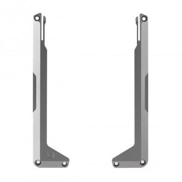 M1 Rails - Vaihto-osat:  M1 Rails -osat muuntavat Dango M-sarjan lompakon kokometalliseksi ID-lompakoksi. Rail-mekanismi tarjoaa helpon...