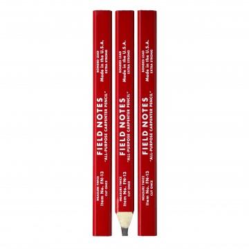 Carpenter 3-Pack - Kirvesmiehen kynä:  178 mm kirvesmiehen kynä, joka mahtuu nätisti taskuun ja useimpien korvien taakse. Carpenter-kynä ei vieri ja...