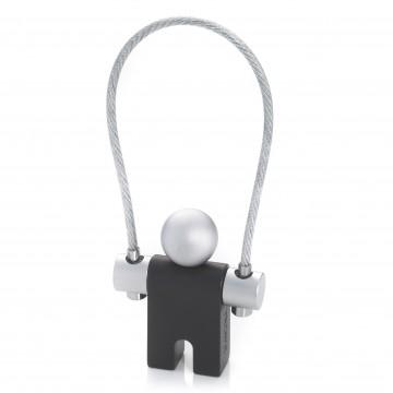 Jumper - Avaimenperä:  Jumper on yksi Troikan suosituimmista avaimenperistä. Kiinnitys on lähes näkymätön: kierrettävä lukko tulee esiin...