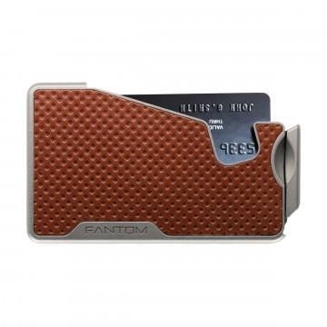 Fantom R Leather - Lompakko:  Fantom R -lompakko tarjoaa välittömän pääsyn kortteihin ja pitää ne samalla turvassa. Vivusta kääntämällä kortit...
