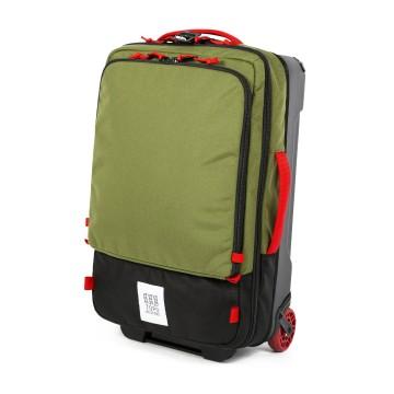 Travel Bag Roller 35 L - Laukku -  Jos tiedät suositun Topo Designs Travel Bag -laukun, Roller-versio on sama...