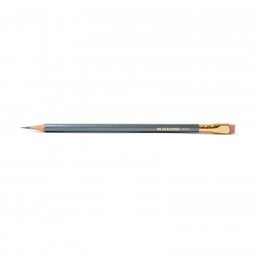 602 12-Pack Pencils:  The Blackwing 602 pencil features a firm and smooth graphite core that is specially formulated for smooth writing,...