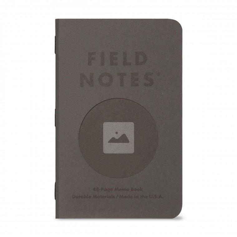 Field Notes Vignette 3-Pack Memo Book