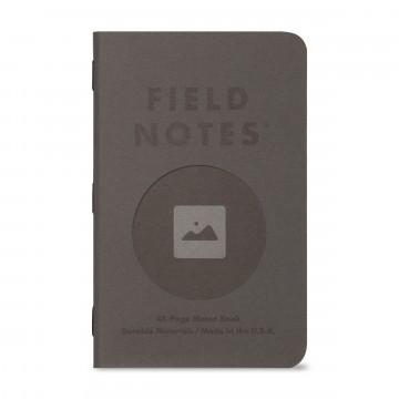 Vignette 3-Pack - Muistivihko:  Vignette on Field Notesin neljännesvuosittainen erikoismalli keväälle 2020. Näiden ruutupaperivihkojen kansissa on...