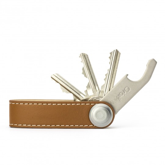 Orbitkey Leather - Avainlenkki:  Tämä on Orbitkeyn aikaisempi malli, nyt saatavana alennettuun hintaan niin kauan varastoa riittää. Uusi Orbitkey 2.0...