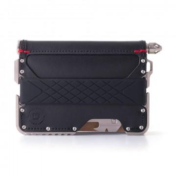 T02 Tactical Titanium Pen - Lompakko:  T02 Titanium Tactical Pen Wallet on kompakti ja ohut taktinen lompakko, jossa on integroituna titaanista valmistettu...