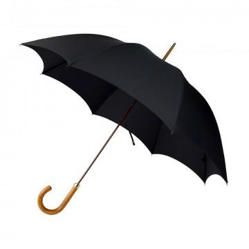 Packable GT4 Malacca - Sateenvarjo:  GT4 on pakkautuva sateenvarjo, eli sen kahvan ja kärjen saa kierrettyä irti messinkiketjua pitkin, ja mahtuu näin...