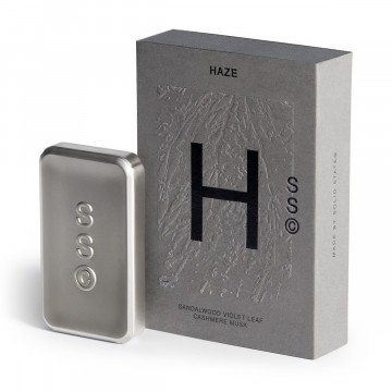 Haze Cologne:  Haze smells like life in mountain woodlands, wrestling brown bears, climbing cliff faces and sleeping on a bed of...