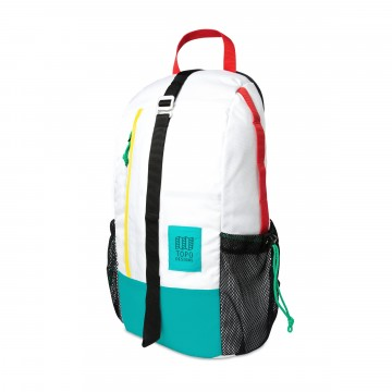 Backdrop Bag - Reppu:  Kiipeilystä inspiraationsa saanut Backdrop Bag -reppu kantaa kaikki tarvikkeet seuraavaan valloitukseesi. Kompakti...