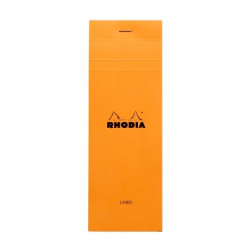 Bloc N°8 Memo Pad:  Rhodia Bloc memo pad a trustworthy tool for your daily notes and scribbles whether you are at the office or en...
