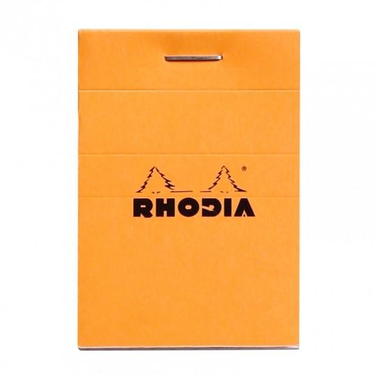 Bloc N°10 - Lehtiö:  Rhodia Bloc -lehtiöllä muistiinpanot ja muut raapustukset hoituvat luotettavasti, niin toimistolla kuin...