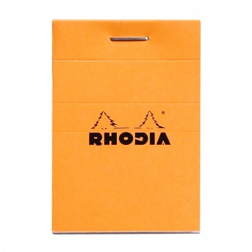 Bloc N°10 Memo Pad:  Rhodia Bloc memo is pad a trustworthy tool for your daily notes and scribbles whether you are at the office or en...