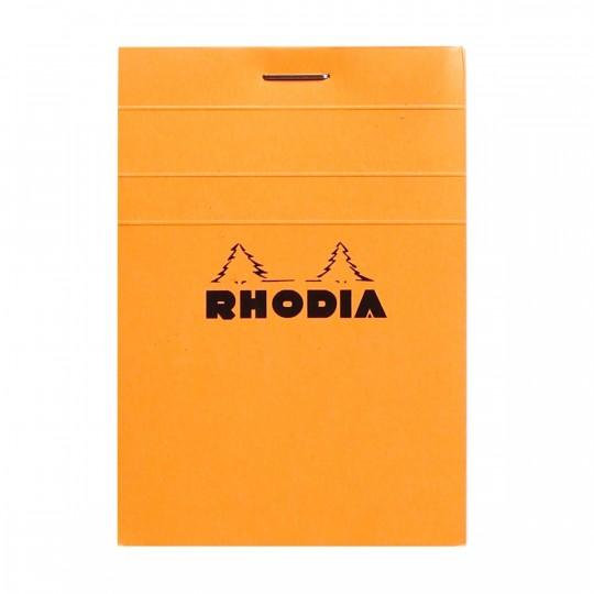 Bloc N°11 - Lehtiö:  Rhodia Bloc -lehtiöllä muistiinpanot ja muut raapustukset hoituvat luotettavasti, niin toimistolla kuin...