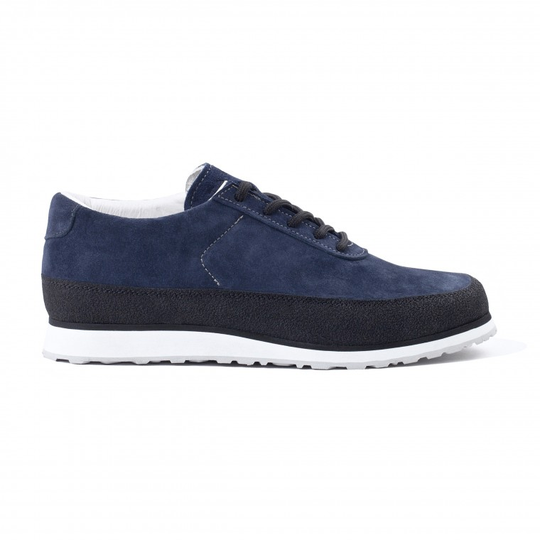 Explorer Suede Deep Blue