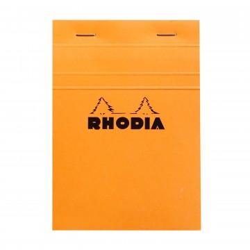 Bloc N°13 - Lehtiö:  Rhodia Bloc -lehtiöllä muistiinpanot ja muut raapustukset hoituvat luotettavasti, niin toimistolla kuin...