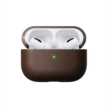 Rugged Case AirPods Pro:  The Rugged Case for AirPods Pro give your earphones a bold new look. The two-piece construction is wrapped with veg...