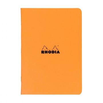 Cahier A5 - Muistivihko:  Rhodia Cahier -muistivihko on kevyt ja luotettava päivittäisten muistiinpanojen tallennusväline. Pinnoitetut kannet...