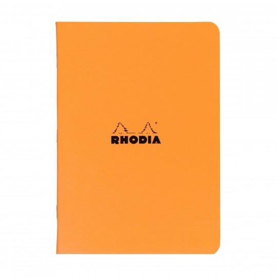 Cahier A4 - Muistivihko:  Rhodia Cahier -muistivihko on kevyt ja luotettava päivittäisten muistiinpanojen tallennusväline. Pinnoitetut kannet...