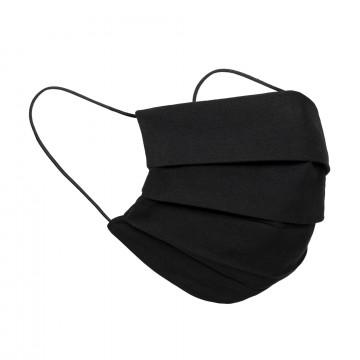 Kangasmaski:  Pestävä ja uudelleenkäytettävä Pure Waste -kangasmaski on valmistettu 100% kierrätetystä puuvilla-polyesterista....