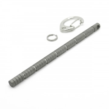 Centipede:  Centipede is a keyring measurement rod that you need more than you think. It is made of 6Al-4V grade titanium with...