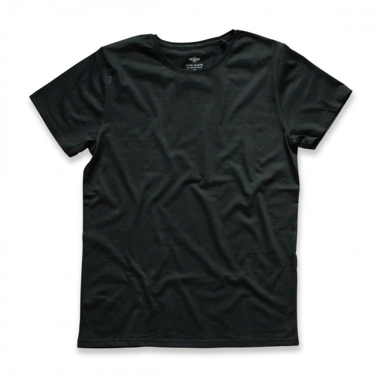 Pure Waste T-Shirt - Black