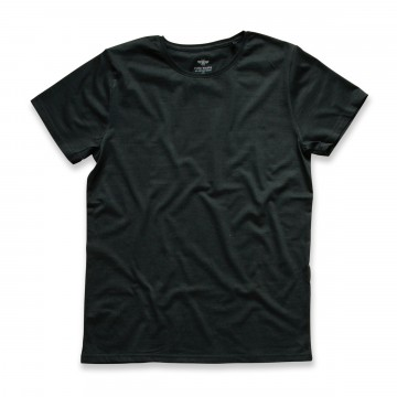 T-paita - Musta:  Pure Waste t-paita on valmistettu täysin kierrätetyistä materiaaleista, jotka ovat yhtä laadukkaita ja mukavan...