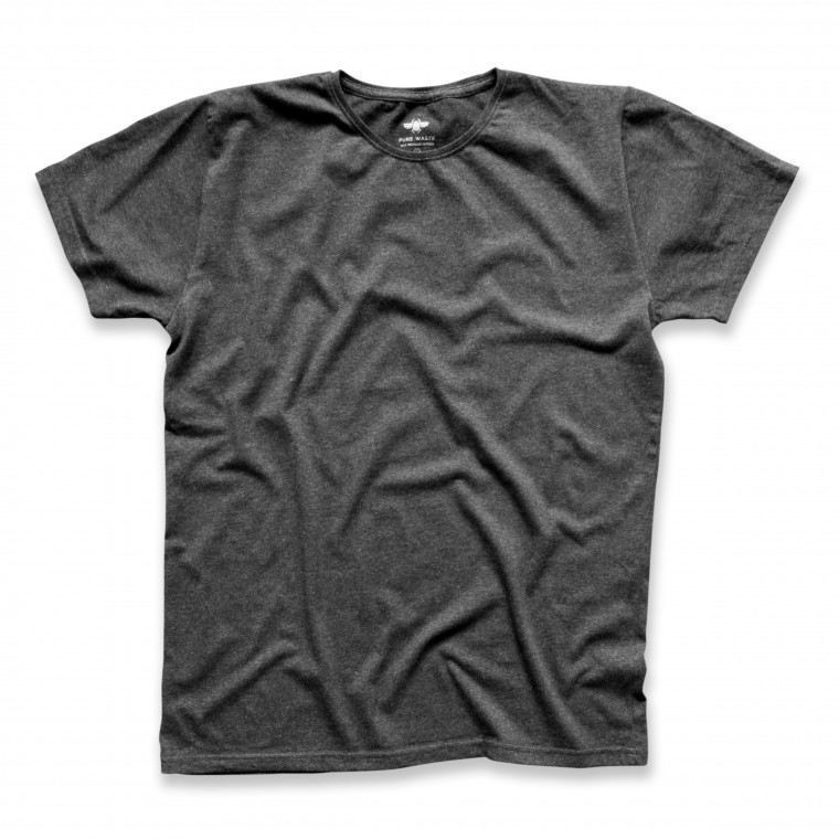 Pure Waste T-Shirt - Anthracite