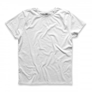 T-Shirt - White:   The Pure Waste t-shirt is made entirely of recycled textile, while offering the same quality and comfort as virgin...