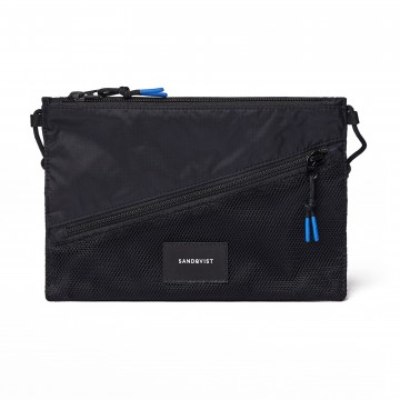 Dan Lightweight:  This lightweight and functional sacoche bag from our is constructed with 100% recycled nylon ripstop. The versatile...