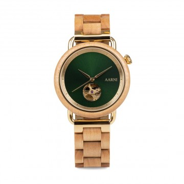 Manse Limited Edition Watch:  Tampere, a.k.a Manchester of Finland dubbed as