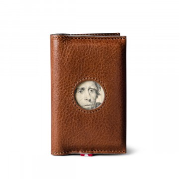 Capable Card Case:  Making money, saving, investing and spending money is a serious business - that doesn't mean your card case needs to...