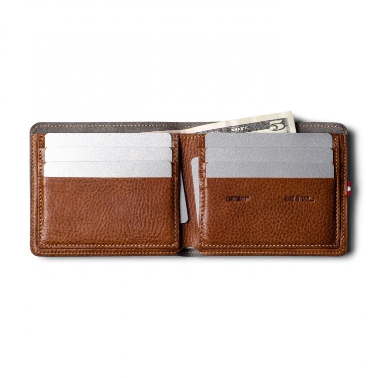 Hardgraft Cash Card Wallet