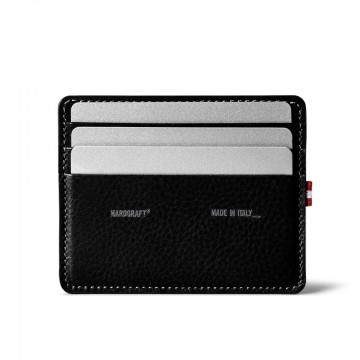 3Card Case:  The skinny fitted 3Card Case slips barely noticeable into your pocket. Despite the slim and lean figure, it holds...