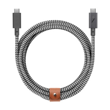 Belt Cable Pro USB-C USB-C:  The signature Belt Cable is now upgraded for your most powerful Type-C devices. It is designed to help you do more...