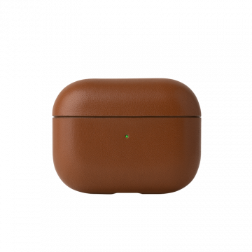 Leather Case AirPods Pro:  A premium case carefully handcrafted,sewing each side, and finally painting the edges.Enjoy the added grip and...