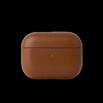 Leather Case AirPods Pro:  Käsintehty premiumkotelo AirPods Pro -kuulokkeiulle. Jokainen sivu on ommelty ja lopuksi reunat maalattu. Nauti...