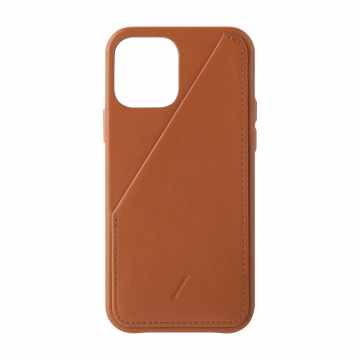 Clic Card iPhone Case:  The Clic Card iPhone Case is craftet with responsibly sourced Italian leather, which age beautifully with a unique...