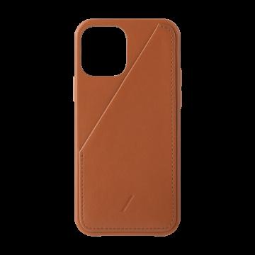 Clic Card - iPhone-kotelo:  Clic Card iPhone -suojakotelo on valmistettu vastuullisesti hankitusta italialaisesta nahasta, joka ikääntyy...