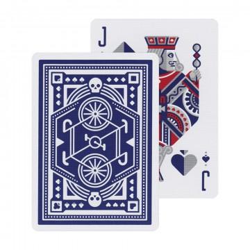 DKNG - Pelikortit:  Tämä korttipakka on suunniteltu yhteistyössä californialaisen DKNG-suunnittelutoimiston kanssa. Se on moderni versio...
