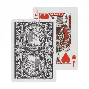 Antler Black Edition - Pelikortit:  Antler-pelikortit juhlistavat luonnon majesteettisuutta. Tässä kuudennessa painoksessa on mustansävyinen design...