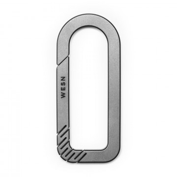 CB Carabiner:  Inspired by the WESN QR, the Carabiner