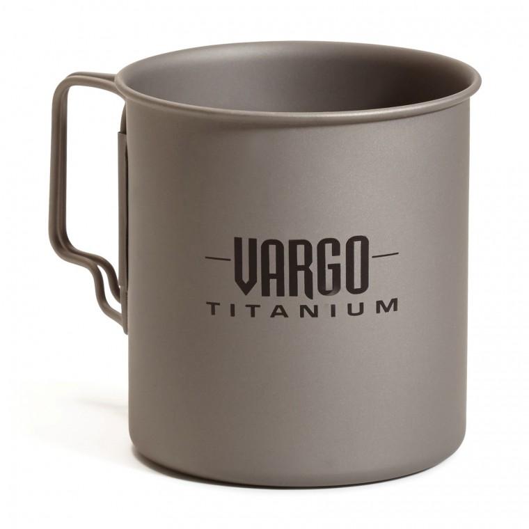 Vargo Titanium Travel - Muki