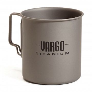 Titanium Travel Mug:  The 450 ml Titanium Travel Mug is a great companion both on and off the trail. Whether your journey includes...