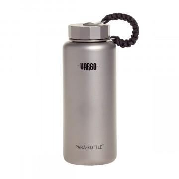 Titanium Para-Bottle™ - Pullo:  Titaaninen Para-Bottle 1 L -juomapullo on täysin bioyhteensopiva, ruostumaton ja monikäyttöinen. Korkin ja pullon...