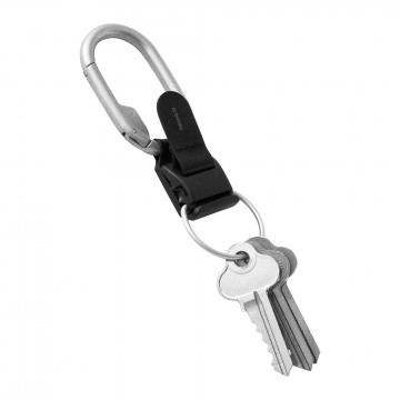 Clip v2 - Avaimenperä:  Uudessa Clip-avaimenperässä on magneettinenFidlock®-pikakiinnitys, jolla pääset avaimiin vaivatta käsiksi ilman...