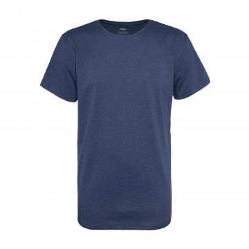 T-Shirt - Navy Melange:   The Pure Waste t-shirt is made entirely of recycled textile, while offering the same quality and comfort as virgin...