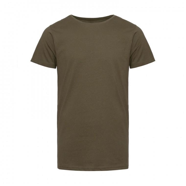 Pure Waste T-Shirt - Khaki Green